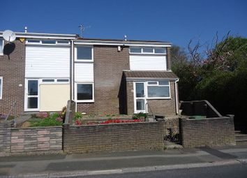 Thumbnail 3 bed terraced house to rent in Chaucer Way, Honicknowle, Plymouth