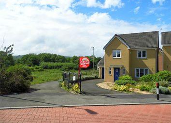 Thumbnail 4 bed detached house for sale in Clos Tyn Y Coed, Sarn, Bridgend, Mid Glamorgan