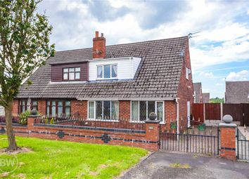 Thumbnail 2 bed semi-detached bungalow for sale in Wigan Road, Leigh, Lancashire