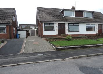 Thumbnail 3 bed semi-detached house for sale in Wheatfield Crescent, Royton, Oldham