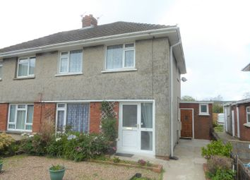 Thumbnail 3 bed semi-detached house for sale in Felindre Avenue, Pencoed, Bridgend, Bridgend.