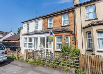 Thumbnail 3 bed terraced house for sale in Milton Road, Caterham