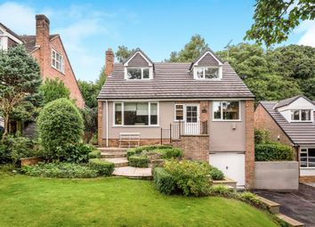 Thumbnail 4 bed detached bungalow for sale in Delamere Road, Mouldsworth, Chester