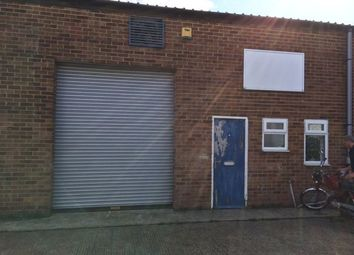 Thumbnail Light industrial for sale in Kings Road, Canvey Island, Essex