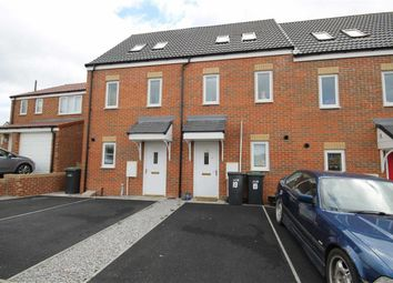 Thumbnail 3 bed terraced house for sale in Wooley Meadows, Stanley, Crook, Co Durham