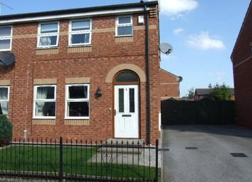 Thumbnail 3 bed property to rent in St. Clair Street, Crewe