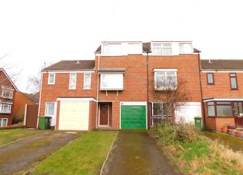 Thumbnail 3 bed town house for sale in Sycamore Close, Kidderminster