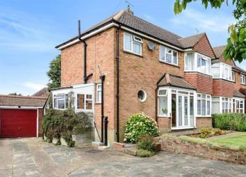 Thumbnail 3 bed semi-detached house for sale in Ferriers Way, Epsom Downs