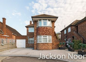 2 bed maisonette for sale in Welbeck Close, Ewell, Epsom KT17