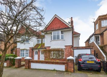 Thumbnail 3 bed maisonette for sale in Collington Avenue, Bexhill-On-Sea