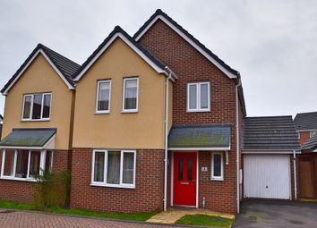 Thumbnail 4 bed detached house for sale in Chandlers Way, Weston Heights, Stoke-On-Trent
