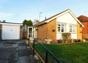 Thumbnail 3 bed detached bungalow for sale in Kingsley Road, Stafford