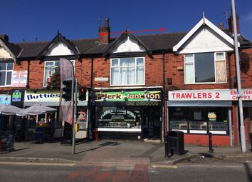 Thumbnail Retail premises for sale in Byrom Parade, Manchester