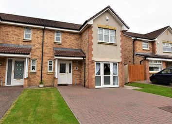 Thumbnail 3 bed semi-detached house for sale in Bramley Drive, Bellshill