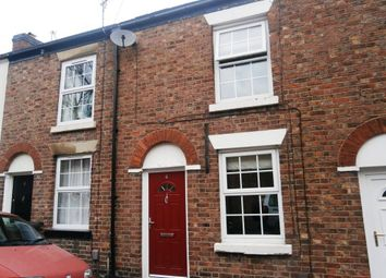 Thumbnail 2 bed terraced house to rent in Canton Street, Macclesfield