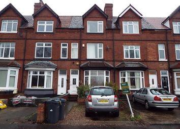 Thumbnail 4 bedroom end terrace house for sale in George Road, Erdington, Birmingham, West Midlands