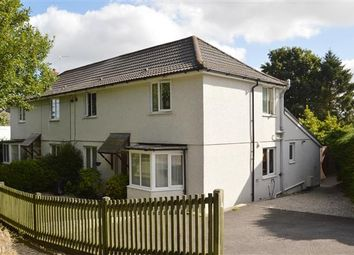 Thumbnail 3 bed semi-detached house for sale in Greenwith Road, Perranwell Station, Truro