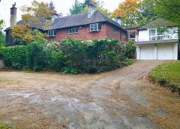 Thumbnail 5 bedroom detached house to rent in Brassey Road, Oxted