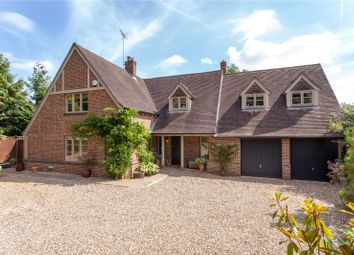 Thumbnail 5 bed detached house for sale in Mill Road, Shiplake, Oxfordshire