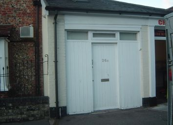Thumbnail 1 bedroom maisonette to rent in Out Westgate, Bury St. Edmunds