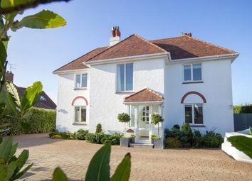 Thumbnail 5 bed detached house for sale in Montville Road, St. Peter Port, Guernsey