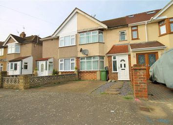 Thumbnail 3 bed terraced house for sale in Ellington Road, Feltham, Middlesex