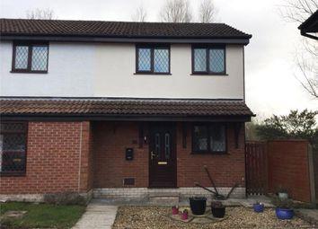 Thumbnail 2 bed semi-detached house for sale in Barnacre Close, Fulwood, Preston