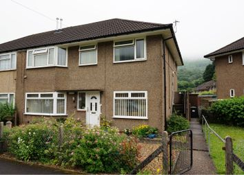 Thumbnail 2 bed flat to rent in Waunfawr Gardens, Crosskeys