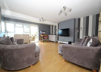 Thumbnail 3 bed flat to rent in Hyde Park Avenue, London