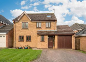 Thumbnail 5 bed detached house for sale in Teal Close, Daventry