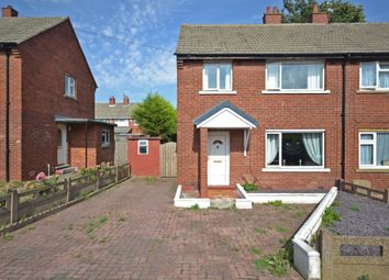 Thumbnail 3 bed semi-detached house for sale in Broadacre Road, Ossett