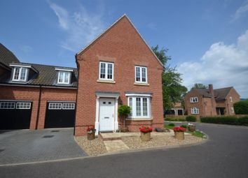 Thumbnail 4 bed link-detached house for sale in Old Catton, Norwich