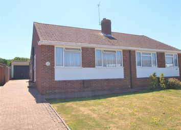 Thumbnail 2 bed semi-detached bungalow for sale in Greenleaf Gardens, Polegate