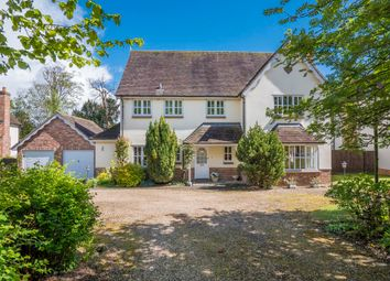 Thumbnail 5 bedroom detached house for sale in Boxford, Sudbury, Suffolk
