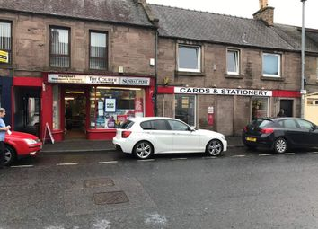 Thumbnail Retail premises for sale in East High Street, Forfar