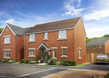 "Thumbnail 3 bed detached house for sale in ""The Clayton"" at Brickburn Close, Hampton Centre, Peterborough"