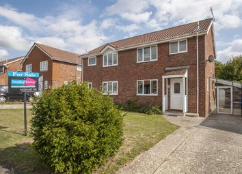 Thumbnail 3 bed semi-detached house for sale in Broadmead, Bridewell, Ashford, Kent