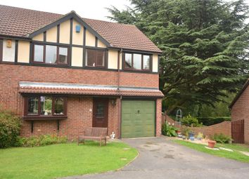 Thumbnail 4 bed semi-detached house for sale in Hawkhills, Chapel Allerton, Leeds