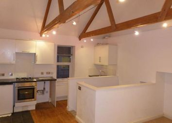 Thumbnail 1 bed duplex to rent in Rear Of 46 Fore Street, Bodmin