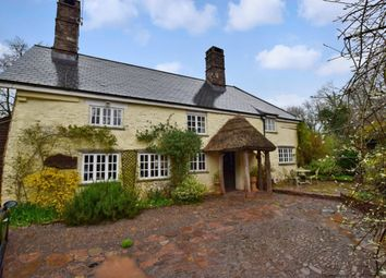 Thumbnail 4 bed country house for sale in Waterslade, Wellington, Somerset