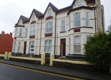 Thumbnail 3 bed flat to rent in Grange Road West, Prenton
