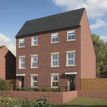 Thumbnail 3 bedroom semi-detached house for sale in Copper Beech Road, Nuneaton, Warwickshire