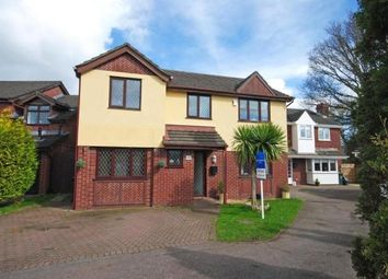 Thumbnail 4 bed detached house for sale in Mallards Reach, Marshfield, Cardiff