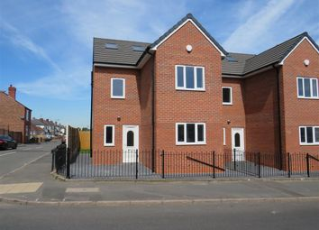 Thumbnail 4 bedroom detached house for sale in Leabrook Road, Tipton