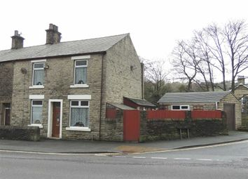 Thumbnail 3 bedroom end terrace house for sale in Dinting Vale, Glossop