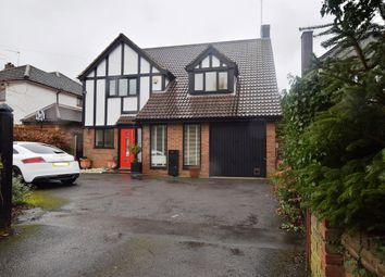 Thumbnail 4 bed detached house for sale in Hall Green Lane, Hutton, Brentwood, Essex