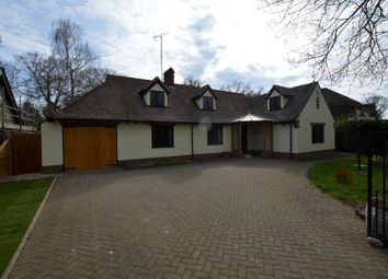 Thumbnail 6 bed detached bungalow for sale in Welshwood Park Road, Colchester