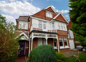 Thumbnail 4 bedroom flat for sale in Saffrons Road, Eastbourne