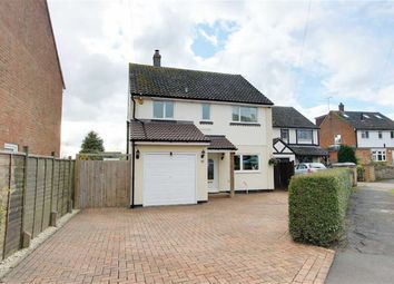 Thumbnail 4 bed detached house for sale in Orchard Way, Stanbridge, Leighton Buzzard