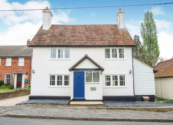 Thumbnail 4 bed detached house to rent in High Ongar Road, Ongar